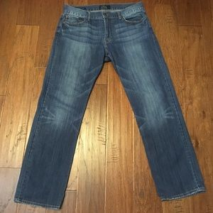 Lucky Brand Vintage Straight Jeans W 34 L 32